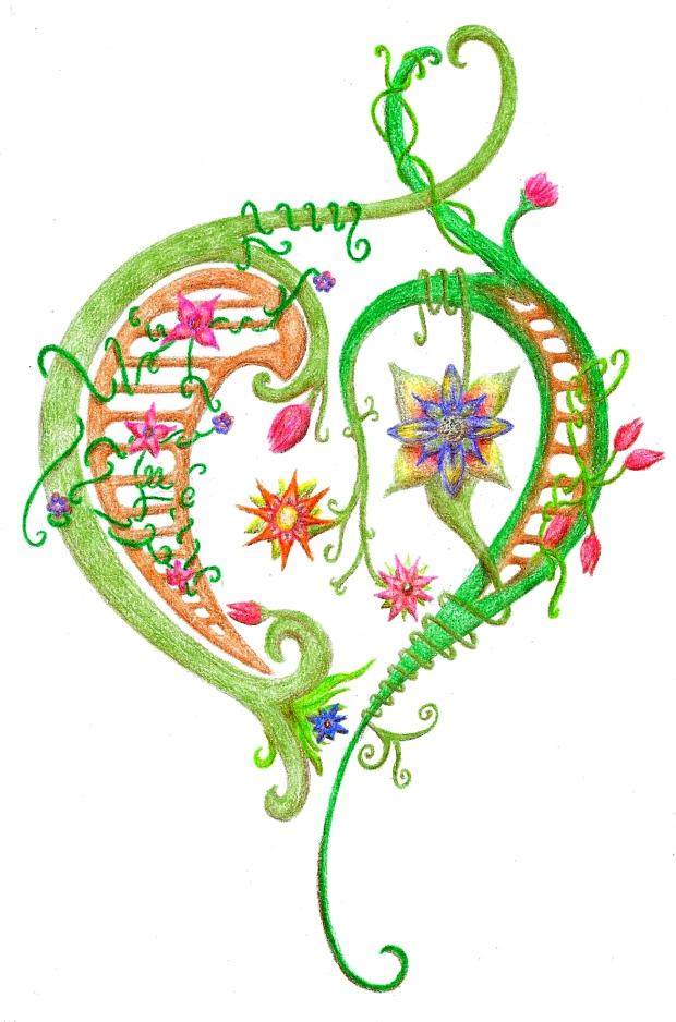 Heart of a Florist
